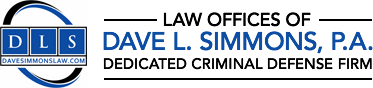 Logo of Law Offices of Dave L. Simmons, P.A.